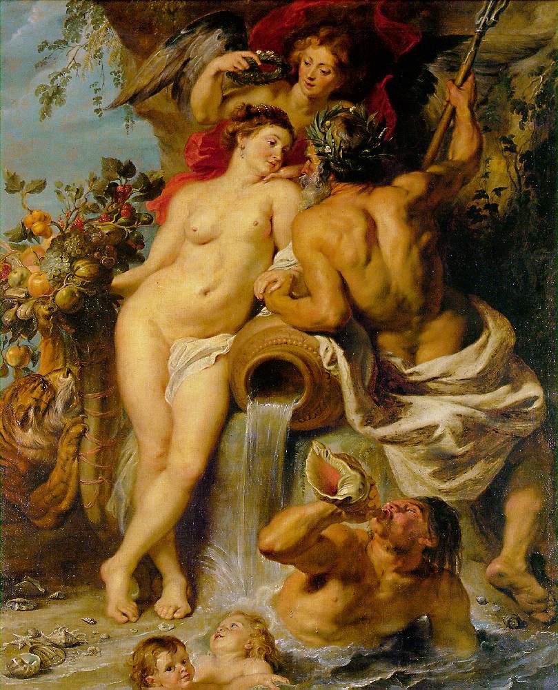 Peter Paul Rubens Earth-water