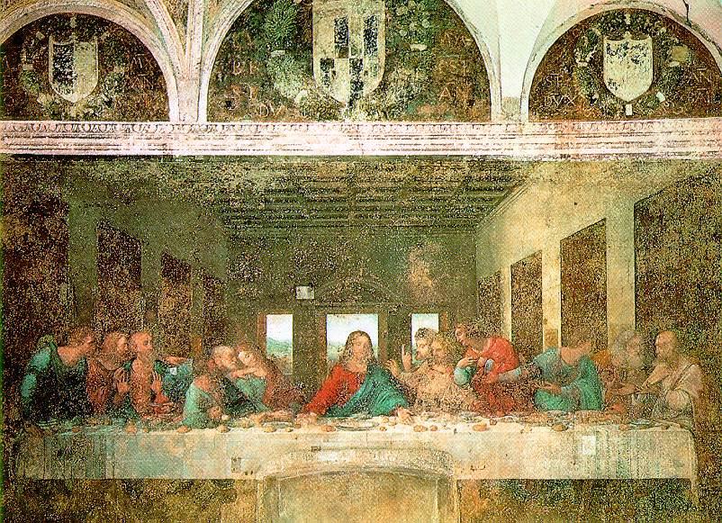 Leonardo da Vinci Lastsupp