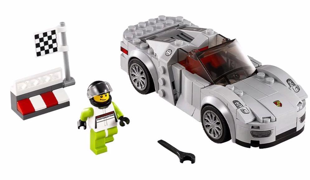 Lego Porsche  Lego-75910-Porsche-918-Spyder-1