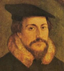 Juan Calvino. Protestantismo antiaborto Juan-Calvino-250x278