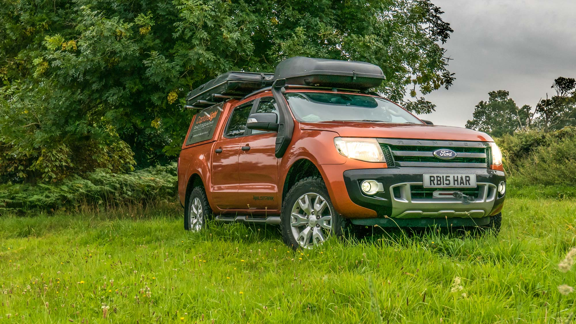 Overland Prepared Discovery for sale Ranger-hero-1