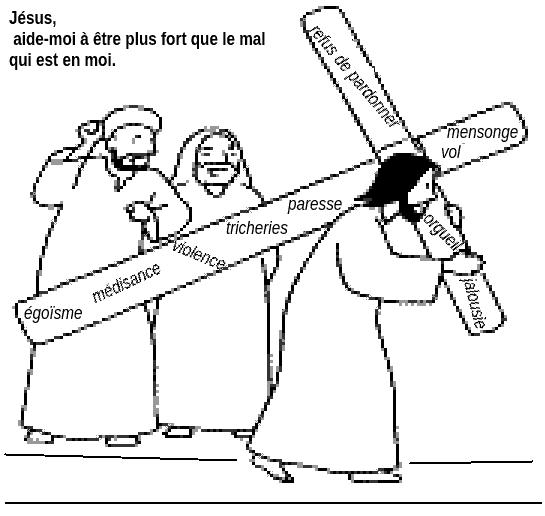 Une invitation que Jésus nous fait... avec aussi une question qu'Il nous pose...  sur ce Forum - Quelle sorte de réponse lui donnons-nous ? (Humour ?) Mal1