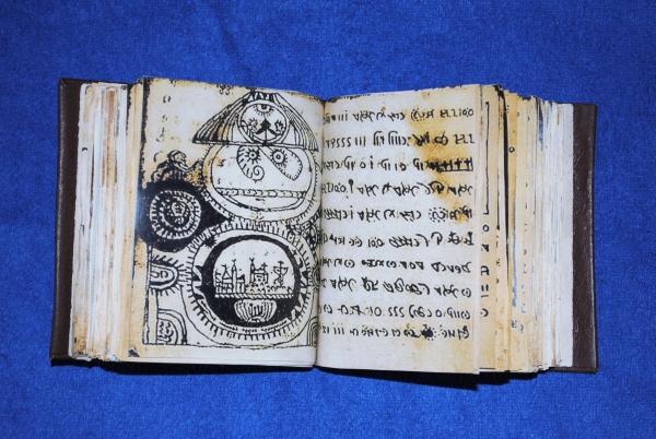 Codexul Rohonczi-O carte veche de 1.000 de ani, păstrată la Budapesta, răstoarnă toate teoriile istorice despre cultura strămoşilor noştri Codex-Rohonczi
