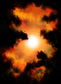 خروف لها معنا Nebula