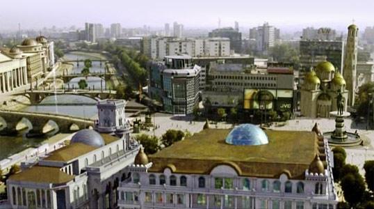 Gradovi uživo Skopje2014