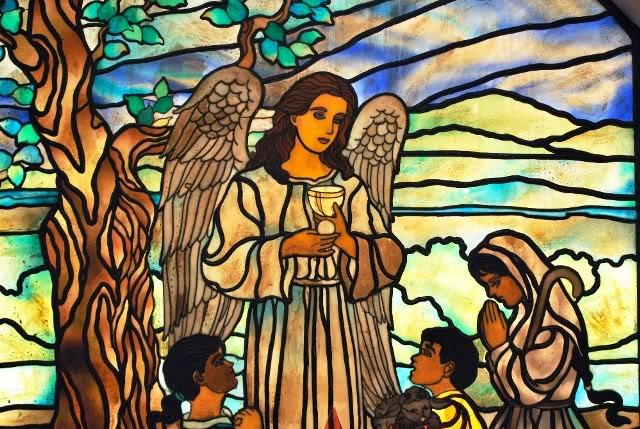 Prions ensemble l'ange de la paix, comme Il nous l'a demandé à Fatima - Page 2 Profecias-de-fatima-2