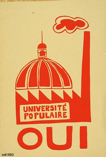 L'atelier populaire de Mai 68 : une source d'inspiration ?  D13-201