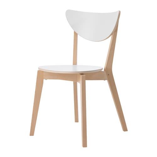 Conseil couleur canapé couleur table basse et disposition des meubles - Page 2 Nordmyra-chaise-blanc__0534706_PE649240_S4