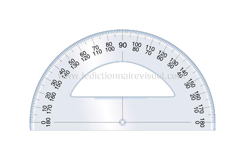 68 degrés d'inclinaison en moto Rapporteur-angle-37450
