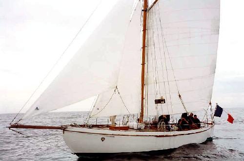 bateaux de légende. Winnibelle