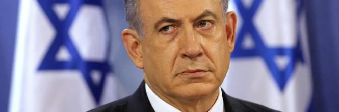 Ecco perché il Califfato ha paura di colpire Israele 1451465021-netanyahu