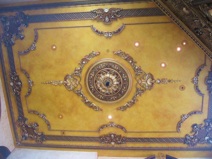 ديكورات جبس مغربي في السقف 264546_462156840525510_278269473_n