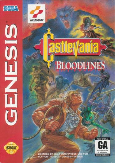 Quels sont les jeux qui vous font rêver mais inabordables... - Page 2 Castlevania_Bloodlines