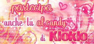 ilmondodikloklo ♥ partecipa al mio candy fino al 23/4 Candyy