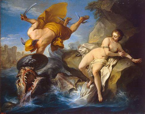 MYTHOLOGIE GRECO/ROMAINE Persee