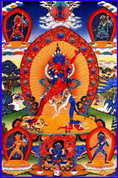 Ganesh mantra et effets secondaires Chakrasamvara