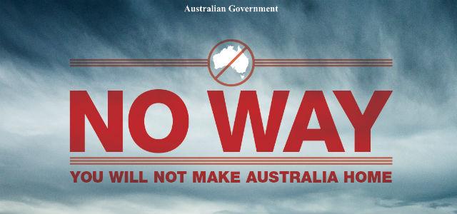 Con l'immigrazione si può fare come l'Australia? No-way