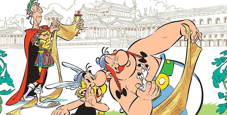 Fumetti che passione Asterix