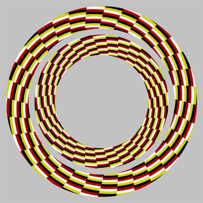 Increíbles ilusiones ópticas Chcolor3