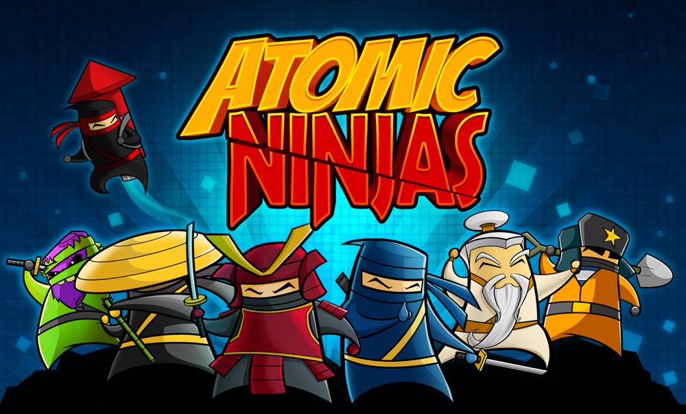 Tutte le informazioni e le uscite del Playstation PLUS - Pagina 2 Atomic-Ninjas-header