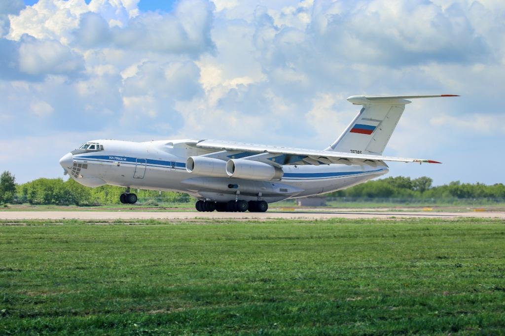 Russian Transport Aircraft fleet (VTA) - Page 4 Dd5660eba8e0b8724a6d418bbdd62db2