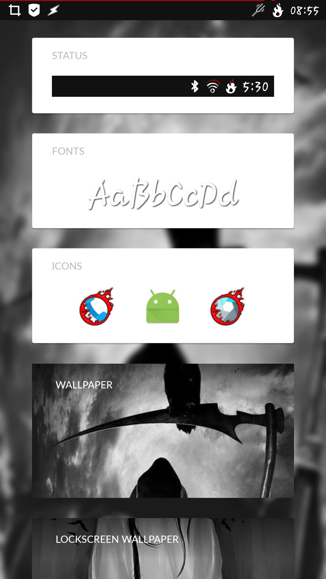 [ASTUCE - Per App Themer COS12] Appliquer des thèmes CM12/CM12.1 par application - Universel 144062351769236