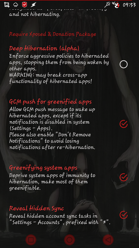 [ÉCONOMIE BATTERIE ANDROID] Astuces indispensables pour améliorer votre autonomie (Greenify+Amplify+PowerNap) 144242351766530