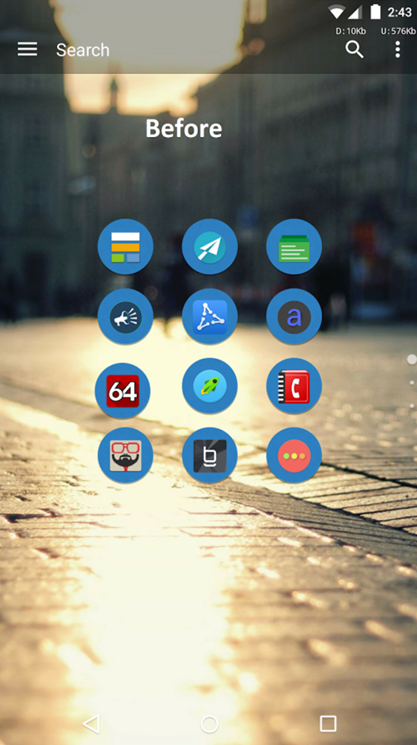 [APPLICATION ANDROID - ICONDY] Fusionner vos packs d'icônes [Gratuit] 146192351765661
