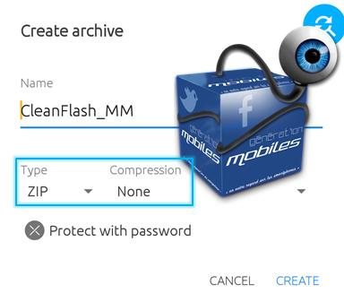 [TUTO SCRIPT ROM] Créer un Zip flashable pour ajouter / supprimer des applications et plus encore... 146222351764114
