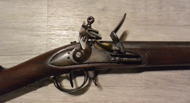 Fusil type 1816 Belge. 15177608011580154349