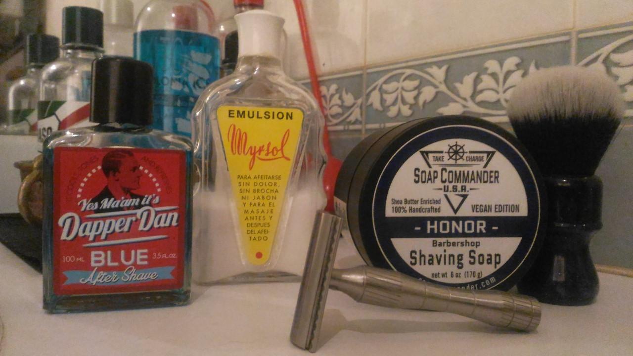 Défi ! Une semaine de rasage avec les mêmes produits  - Page 4 15190318581989754167
