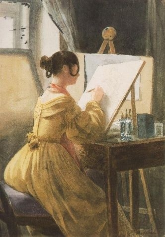 """""""Une peinture pour rêver, voyager, s'émouvoir ...  1519253711170042404"""