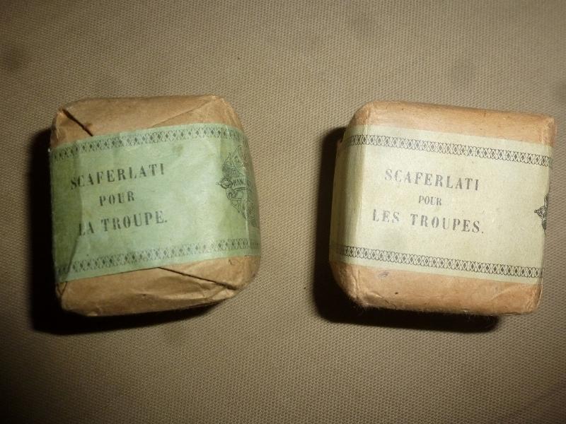 Identification tabac à pipe SCAFERLATI pour LA/LES TROUPE(S) 15194687841473434612