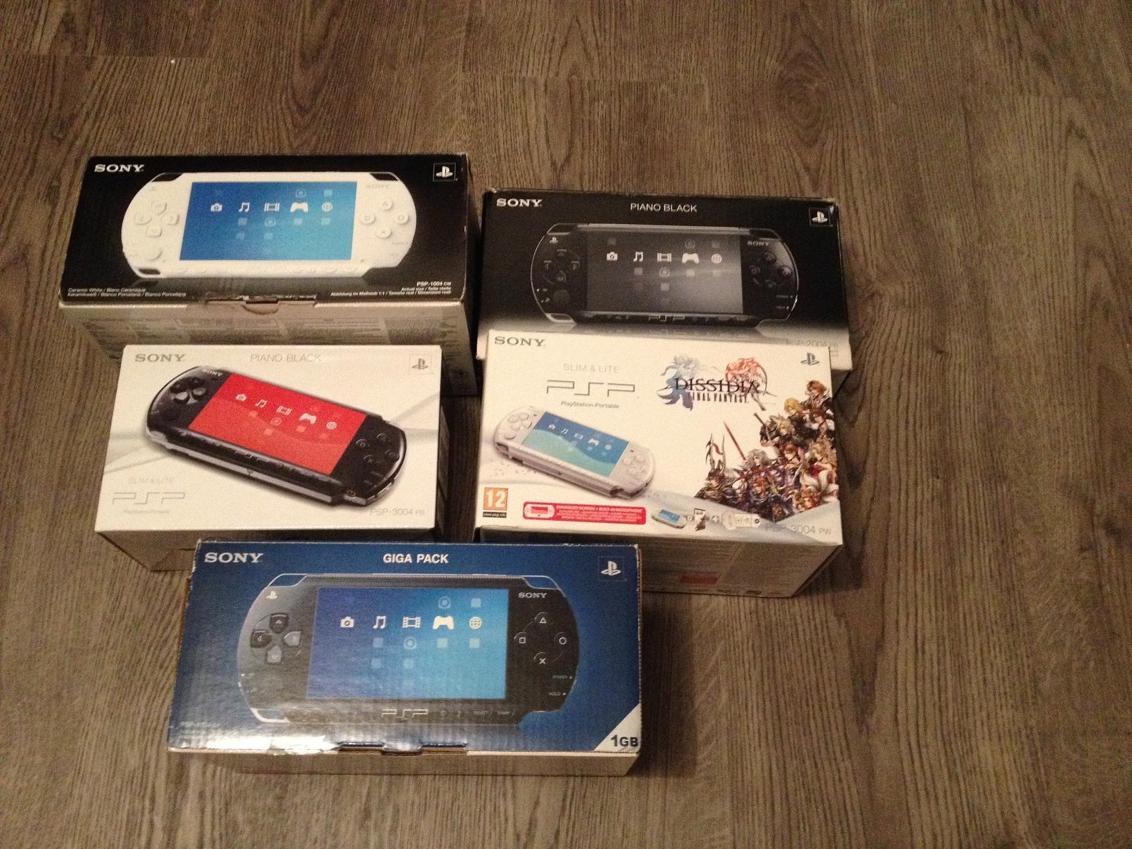 [ESTIM] Collection PSP (jeux et consoles) 15207090032026603878