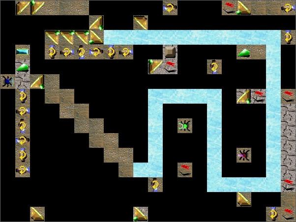 Map 98 : The escalator par Patatraperlimpimpin 1521798719390003534