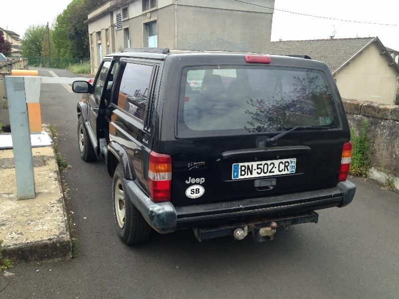 Stoechio's XJ 2.5L AMC 1999 1523446552740660811