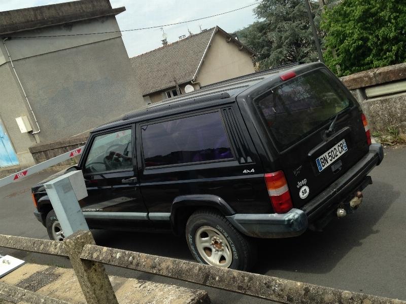 Stoechio's XJ 2.5L AMC 1999 1523446793731154251