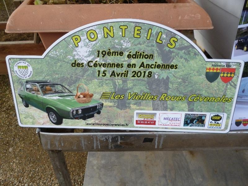 19eme édition des vieilles roues Cévenoles  du 15 04 2018  1523811369959223708