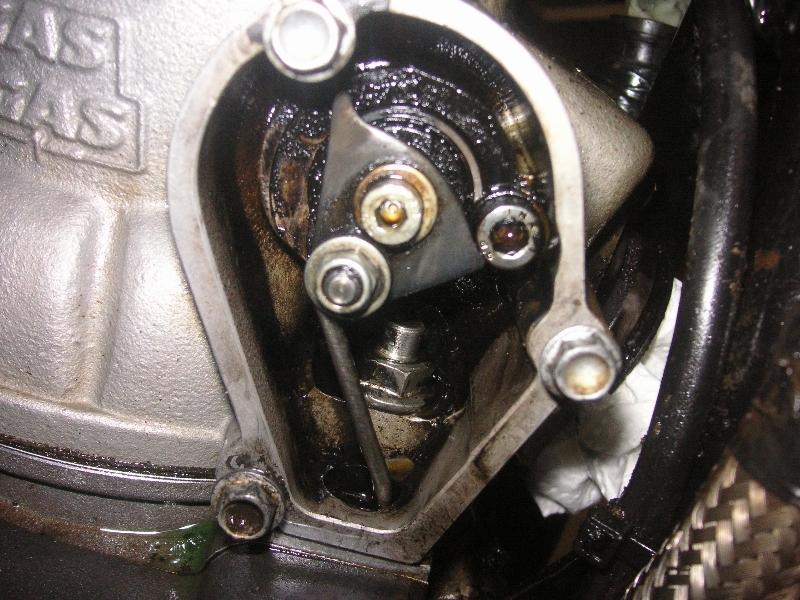 Je crois avoir un problème de valve sur ma Gas !!!! 1552476976513083080