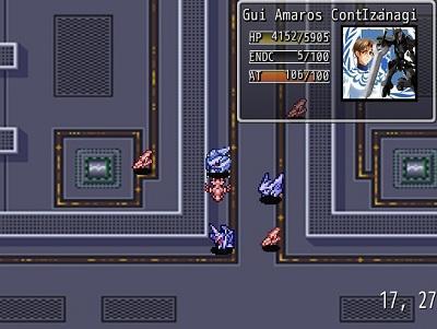 AU: Aeternum Universus (Mecha-Tactical-RPG) Full - v1.0 3