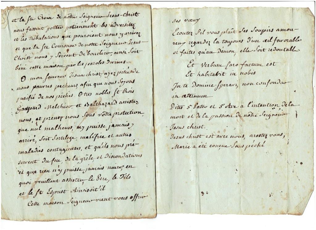 Magie, superstition de 1789 à 1815 195