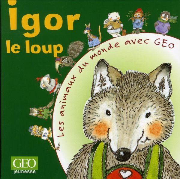 IGOR LE LOUP de Daniela De Luca 1577095_3401751