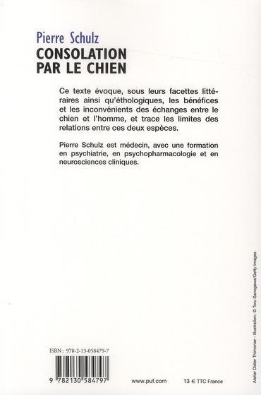 """Livre """"Consolation par le chien"""" 33566387_7229068"""