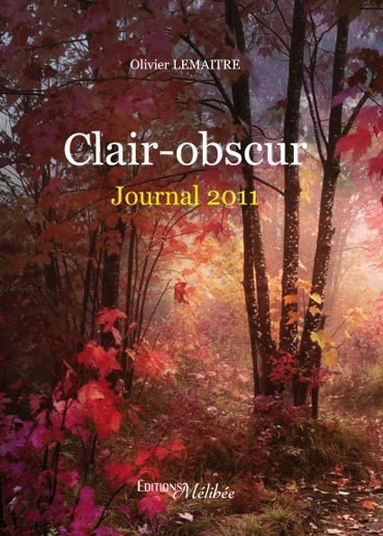 CLAIR OBSCUR JOURNAL 2011 de Olivier Lemaitre 50497440_10479946