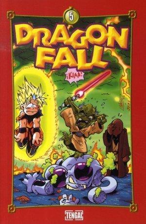 """""""Dragon Fall"""", la parodie de DBZ 1624721_3431015"""