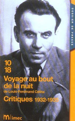 - Louis Ferdinand Céline - Page 9 1059975_3032795