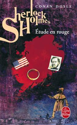 ETUDE EN ROUGE de Sir Arthur Conan Doyle 9782253098102-G