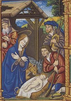 Neuvaine préparatoire à la Nativité de Notre Seigneur Jésus  Nativite2
