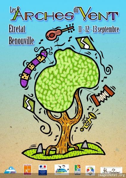 11-12-13/09 - Arches du Vent d'Etretat Affichecopie1