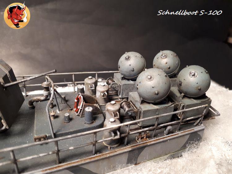 [Revell] Schnellboot S-100(fini) 20190326175053